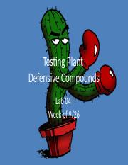 Lab 04 - Plant Defenses.pptx