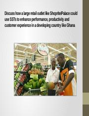 Discuss how a large retail outlet like Shoprite.pptx