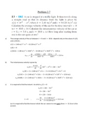 Chapter 2 solutions v1.1
