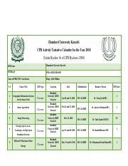 PEB-HIET Karachi pdf - Hamdard University Karachi CPD