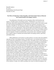 Research Paper Capstone