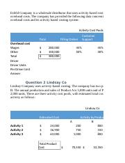 ABC problems revised Sept 2014 SOLUTION