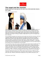 The angel and the monster ECONOMIST 2011 06 02.docx