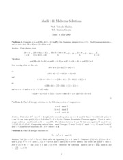 math111_midterm_solutions