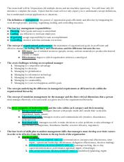 Management Study Guide Exam 1.docx