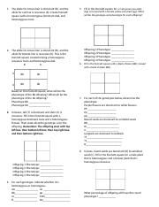 Genetics Fruit Flies Punnett Squares Ws 1 Pdf Www Ngssbiology Com Topic Fruit Fly Punnett Square Worksheet Summary Students Will Learn About The Course Hero