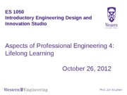 26-10-2012+Lecture+APE4+-+Lifelong+Learning