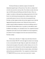 History Essay 3