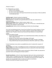 Phlebotomy Chapter 2 PP notes.docx