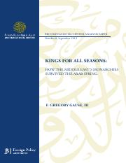How the Monarchies survived the Spring Sep 2013.pdf