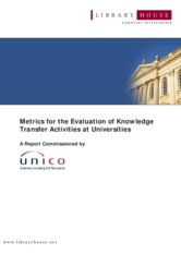 Metrics for the Evaluation of Knowledge Transfer Activities at Universities