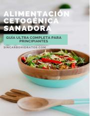La dieta cetogenica para principiantes pdf