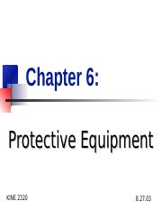 Protective Equipment.ppt