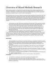 Overview of Mixed Methods Research Handout.docx