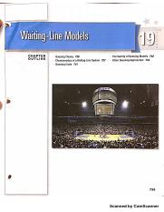 Waiting Line Study Guide.pdf