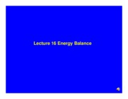 Lecture_16_Energy_Balance