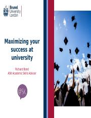 2017-18a CS1004 Maximise your success at university (RB).pptx