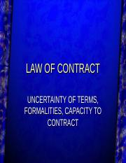 3. CERTAINTY & LEGAL CAPACITY.ppt