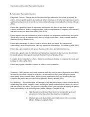 dementia 3 assignment doc This project and to tom costello for his ongoing encouragement and support   743 international consensus on best practice and dementia  an action plan  on dementia, published in 1999, was an extremely valuable policy document at.