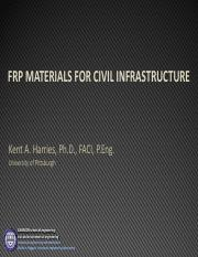CEE 2347-2014-6 - FRP in Bridge Infrastructure