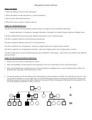APB Unit 7 Test Review Sheet