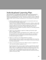Individualized_Learning_Plan