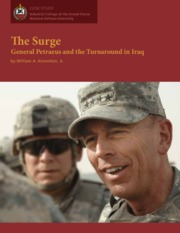 Knowlton, Iraq Surge Report