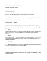 Research Methods in Criminal Justice, Ch. 4 review qquestion answers.docx