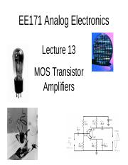 Lecture13-MOS+Transistor+Amplifiers-2015.pdf