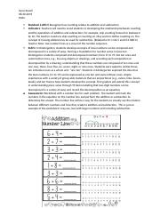 Assessment for a math standard- Mohr.docx
