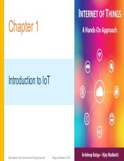 Chapter-7 - Chapter 7 IoT Physical Devices Endpoints Book