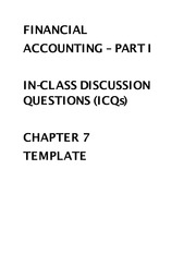 ICQ Template Chapter 7