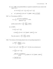 13_Ch 17 College Physics ProblemCH17 Current and Resistance