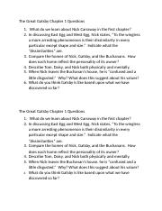 The Great Gatsby Chapter 1 Questions.docx