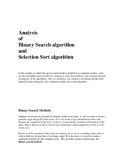 Binarysearch_sorting