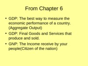 Chapter7_03Unemployment, Inflation and Long-Run Growth