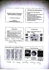 Astronomical Cycles Lecture Notes 1
