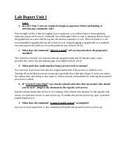 U1_Assignment1_Golby - Running head UNIT 1 ASSIGNMENT 1 1