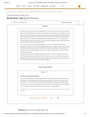 Business Law 13th Edition Chapter 19 Problem 4R Solution _ Chegg.pdf