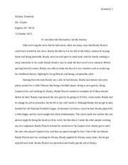 The Final Lecture Essay.docx