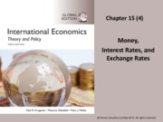 Lecture_3_Money_IntRate_ExRate_KOM_Ch15
