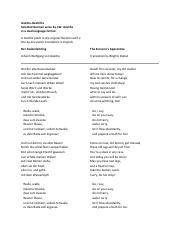 gedicht zauberlehrling
