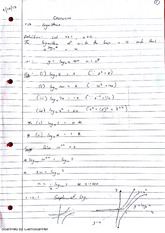 Logarithms Lecture Notes 2