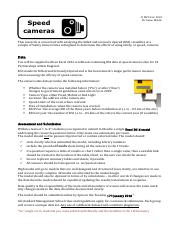 Speed Camera Coursework 2016 (242)