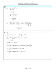 NYJC_JC_2_H2_MATH_2010_Mid_Year_Paper_1_Solution