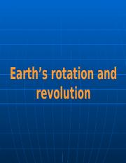 Lecture_Rotation_Revolution