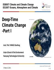 5.DEEP TIME CLIMATE