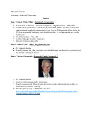 Alessandro Limone Sales and Technology Buyer Dossier.docx