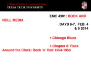 EMC 4301- Chicago Blues
