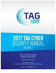 Volume 2 - TAG Cyber Security Annual - Luminary Interviews.pdf